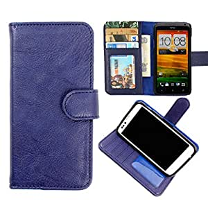 DooDa PU Leather Wallet Flip Case Cover With Card & ID Slots & Magnetic Closure For Microsoft Lumia 950 XL
