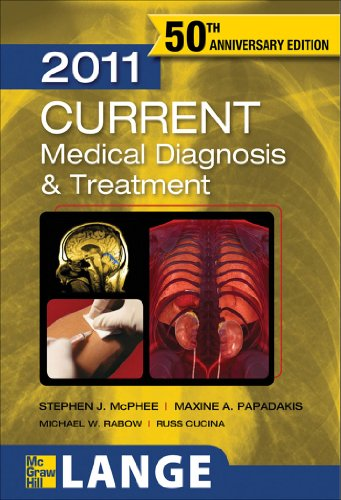 CURRENT Medical Diagnosis and Treatment 2011 (LANGE CURRENT Series)