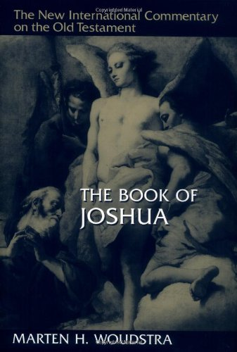Image for NICOT The Book of Joshua (The New International Commentary on the Old Testament)