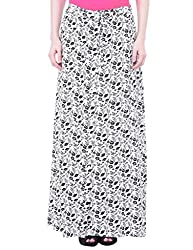 Oxolloxo Women long floral skirt