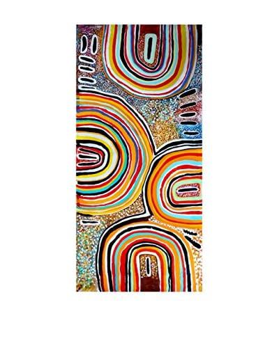LegendArte Panel Decorativo Los Colores De La Tradición