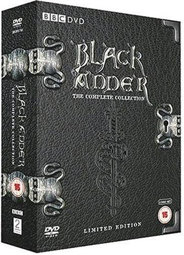 Blackadder – The Complete Collection [DVD]