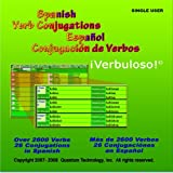 Product B0021EC2GI - Product title Verbuloso!©: Spanish and English Verb Conjugator - Single User Version - - Free Shipping