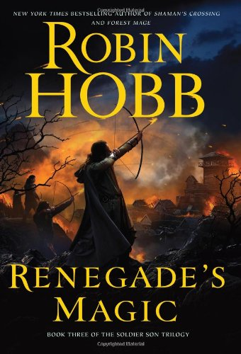 Image of Renegade's Magic (The Soldier Son Trilogy, Book 3)