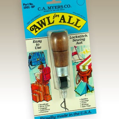 Read About Springfield Leather Company Sewing Awl Kit