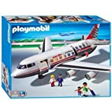 Playmobil - 4310 - Jeu de construction - Commandant / passagers / avionpar Playmobil