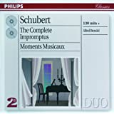 Schubert: The Complete Impromptus/Moments Musicaux (2 CDs)