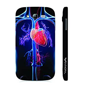 Samsung Galaxy Grand The Cardio Way designer mobile hard shell case by Enthopia
