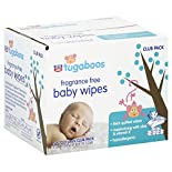Rite Aid Tugaboos Baby Wipes, Fragrance Free, Club Pack, 5 - 72 ct packs