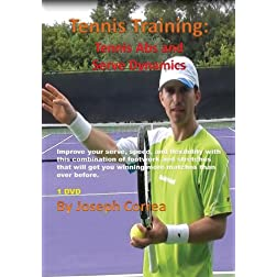 Tennis Training: Tennis Abs and Serve Dynamics