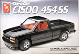 #6032 AMT Chevrolet C1500 454 SS 1/25 Scale Plastic Model Kit,Needs Assembly