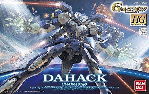 HG 1/144ダハック(ガンダム Gのレコンギスタ)