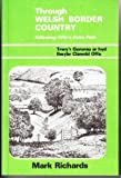 Through Welsh Border Country Following Offa's Dyke Path (0904110532) by MARK RICHARDS