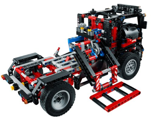 lego technic 9395 pickup abschleppwagen neu review. Black Bedroom Furniture Sets. Home Design Ideas