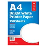 White Printer paper A4 size 75gsm 150...