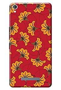 Tamah Designer Printed Back Cover for Micromax Canvas JUICE3+ - Q394
