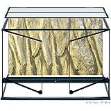 Exoterra Terrarium pour Reptiles 90 X 45 X 60 cm