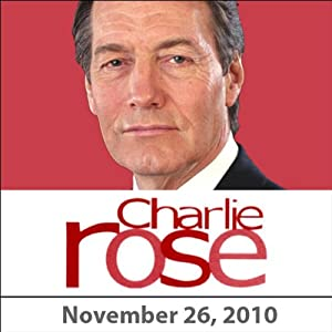 Charlie Rose: Mohammad-Javad Larijani and Quincy Jones, November 26, 2010 Radio/TV Program