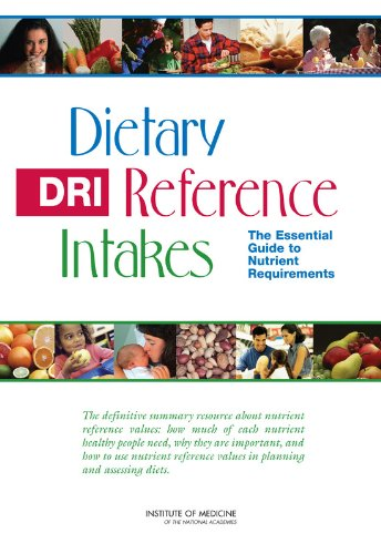 Dietary Reference Intakes: The Essential Guide to...