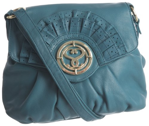 Suzy Smith Womens ZB002839GL Handbag Jade