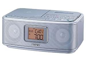 SONY CDラジカセ E501 シルバー CFD-E501/S