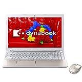 東芝 ノートパソコン dynabook T554/45LG(Microsoft Office Home and Business 2013搭載) PT55445LSXG