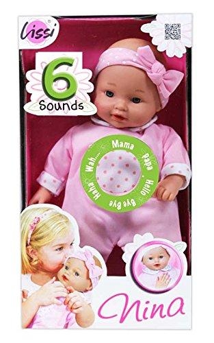 Parlando Baby Bambola Nina