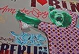 Image de Liebe. Street Art in Berlin