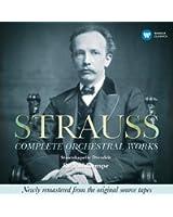 Strauss : Intégrale des Oeuvres orchestrales