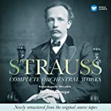 Strauss : Int�grale des Oeuvres orchestrales