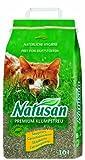 Natusan Katzenstreu Premium Klumpstreu 10 Liter, 3er Pack (3 x 10 l)