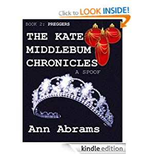 PREGGERS (THE KATE MIDDLEBUM CHRONICLES)