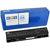 GRS Batterie d'Ordinateur Portable pour Dell Studio 1535, 1536, 1537, 1555, 1557, 1558, PP33L, PP39L, compatible WU946, WU960, WU965, MT276, MT264, KM905, PW773, KM904, KM887, portable avec 4400mAh/49Wh, 11,1V