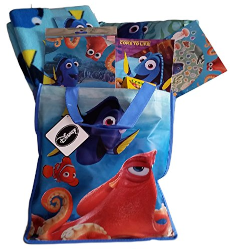 [Finding Dory with Nemo, and Hank Blanket and Pillow Bundle] (Finding Nemo Costume Homemade)