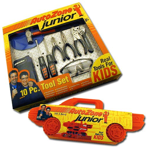 Auto Zone Kids Tool Kit Combo - Buy Auto Zone Kids Tool Kit Combo - Purchase Auto Zone Kids Tool Kit Combo (Auto Zone, Toys & Games,Categories,Hobbies,Hobby Tools)