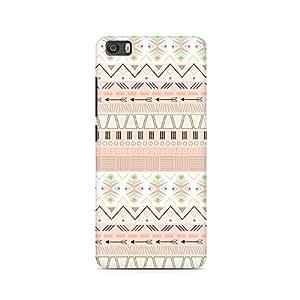 Ebby Tribal Chic05 Premium Printed Case For Xiaomi Redmi Mi4i