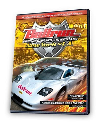 Bullrun Presents: New York to L.A. Cops Cars [DVD] [Import]