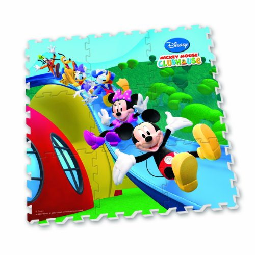 Mickey Mouse Club House - Puzzle Foam (Diset 46836)