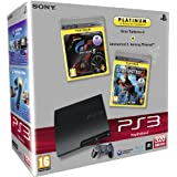 Console PS3 320 Go noire + GT5 - platinum + Uncharted 2 - platinumpar Sony
