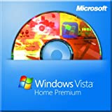 Microsoft Windows Vista Home Premium OEM/OEI DSP - 64-bit Edition SP1 (PC DVD)by Microsoft OEM Licence