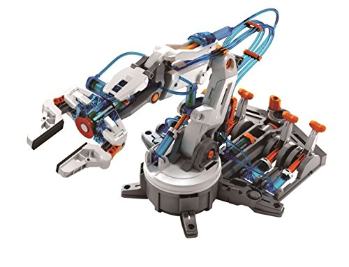 hydraulic-robot-arm-build-your-own-remote-controlled-educational-toy-kit