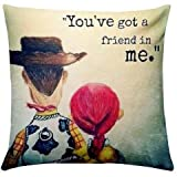 I am Your Best Friend Cushion - Cushion 1, Filler 1, Gifts for friends, Cushions Online, Home Décor Gifts, Cushions for Gifts, Cushion for friend, Birthday Gifts Online, Birthday Gifts for Friend, Birthday Gift for Brother, Birthday Gifts for Brother, Gift for Best Friend, Birthday Gifts for Best friend, Gift for Girlfriend, Gift for Boyfriend - GIFTS9189