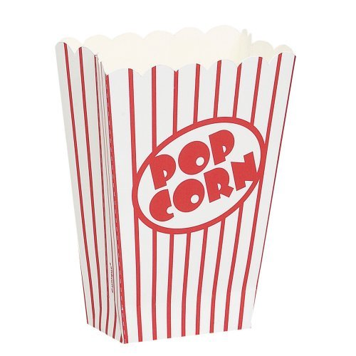 Popcorn Boxes (8 count)