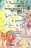 Passages, chansons de Paris