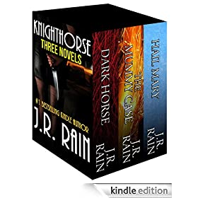 Jim Knighthorse Series: First Three Books
