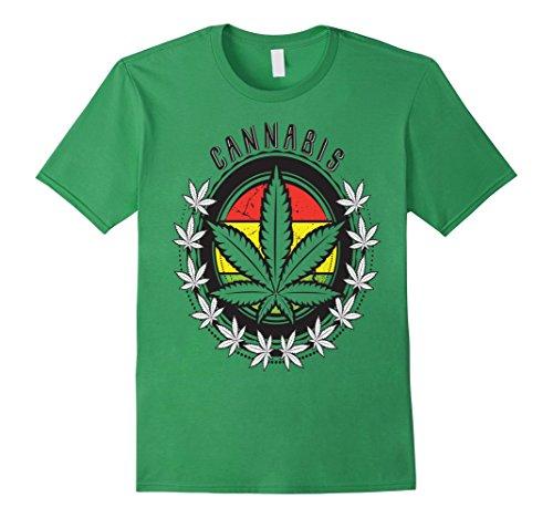 Canabis-Marijuana-T-Shirt
