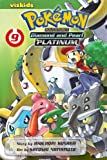 Pokémon Adventures: Diamond and Pearl/Platinum, Vol. 9 (Pokemon)