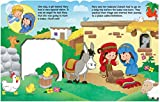 Fisher-Price-Little-People-The-Story-of-Christmas-Boardbooks-Board-Book