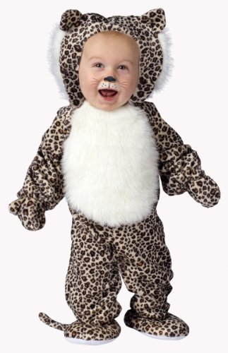 Lil' Leopard Infant and Toddler Costume