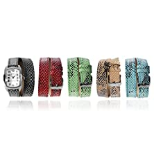 buy Invicta Lupah Special Edition Leather Five-Piece Double Wrap Watch